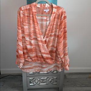 💥Halston blouse /shirt/top💥